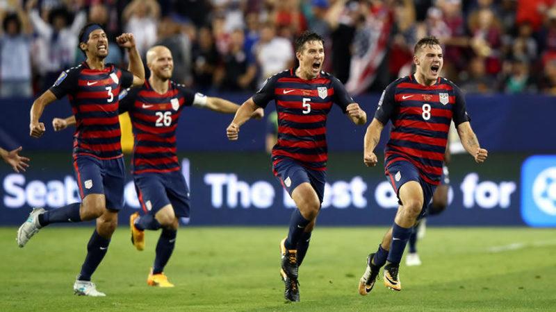 Con gol agónico, EE.UU. levanta su sexta Copa Oro