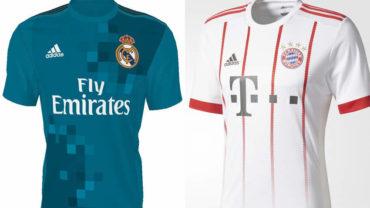 Gigantes de Europa presumen y portarán uniformes creados por fans