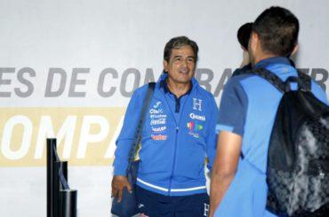 """Jorge Luis Pinto: """"Vamos con mucho optimismo y Fe para esta Copa Oro"""""""