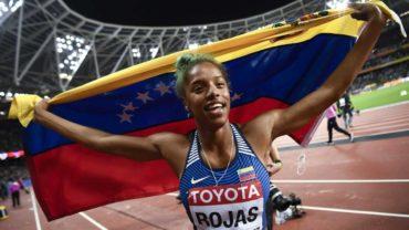 Histórica Rojas: campeona del mundo en Londres