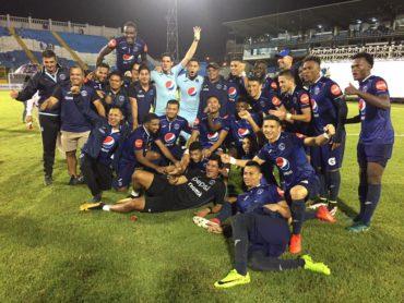 16 partidos invicto: Motagua no pierde desde el 19 de Febrero del 2017