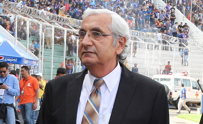 """Selim Canahuati: """"Nos vamos a reunir para mirar el aumento de sueldo a los árbitros"""""""