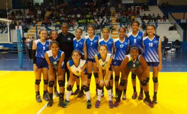 Selección Honduras de voleibol se corona campeón de Centroamérica