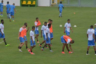 """La """"H"""" inicio su preparación de cara a los partidos ante Trinidad y EE.UU."""