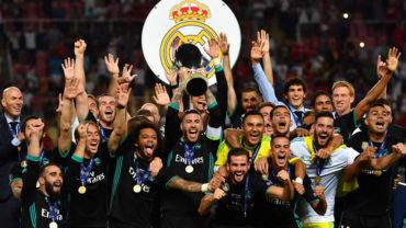 El XXI es 'siglo blanco'; Real Madrid va perfecto en finales internacionales