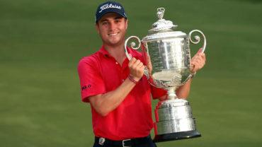 Justin Thomas ganó su primer Major con el PGA Championship