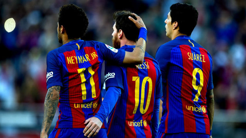 'Yo te hago Balón de Oro'; Messi también quiso convencer a Neymar