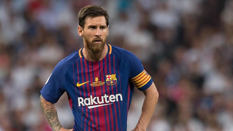 """Messi sobre atentado: """"Somos más los que queremos paz"""""""
