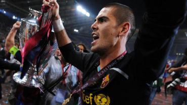 Víctor Valdés colgaría los guantes para ser empresario