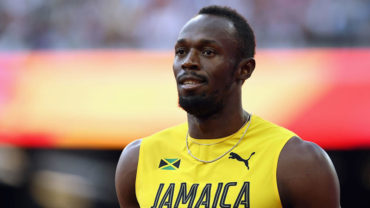 Diez años después y justo en su retiro, Usain Bolt fue derrotado