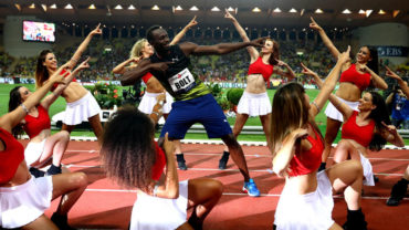 Usain Bolt, la despedida del gran 'showman'