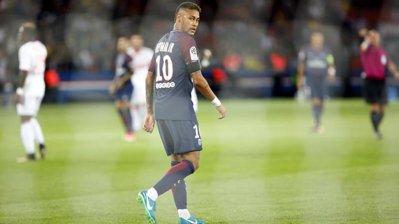 Neymar criticó a la directiva del Barça