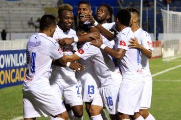 Olimpia a poner a sus pies al Alianza por la Liga Concacaf