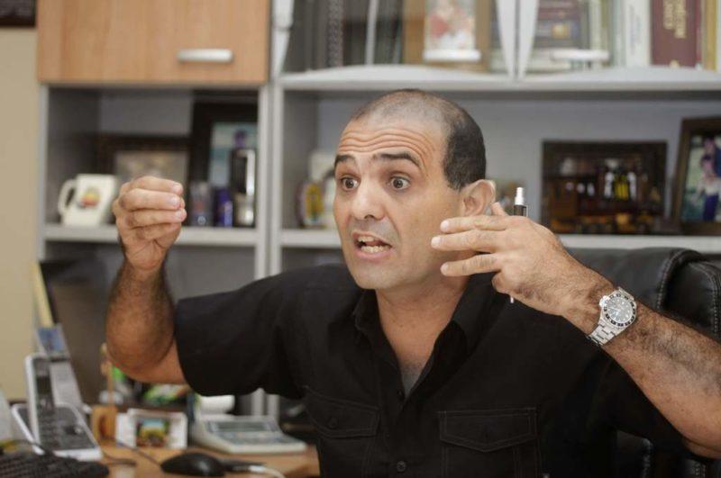"""Fuad Abufele: """"Portillo con ese dinero se puede ir a sembrar frijoles a Cantarranas"""""""
