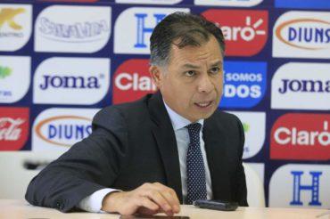 Fenafuth lanzó una advertencia al equipo del delantero Rony Martínez