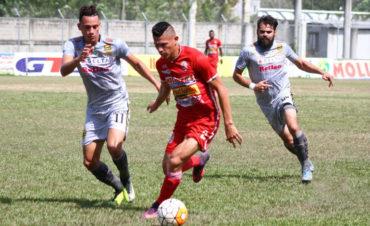 Partido entre Real Sociedad-Real España se mantiene para el Domingo en Tocoa