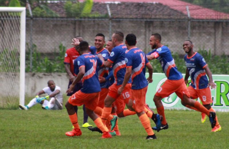 UPN-Vida y Platense-Juticalpa jugarán hoy partidos reprogramado