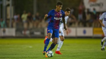 """Sufre una fractura en la cara el delantero hondureño """"Choco"""" Lozano"""