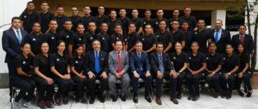 Presenta de manera oficial la Comisión Nacional de Arbitraje