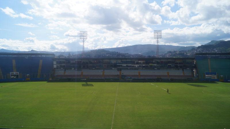Despues de cumplir un fuerte castigo, Motagua regresa a su fortín, El Estadio Nacional