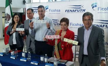 Fenafuth donará parte de taquilla contra México a los afectados por el Sismo