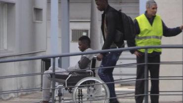 Dembélé viajó a Finlandia para ser operado