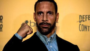 Rio Ferdinand se prepara para ser boxeador profesional