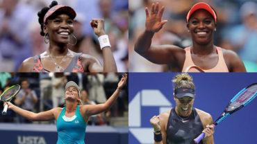 ¡Histórico! Cuatro estadounidenses en semis femeninas del US Open
