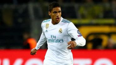 Varane renueva con Real Madrid hasta 2022