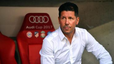 Según Simeone, tarde o temprano el Atleti ganará la Champions