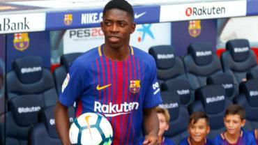 Dembélé ganará 12 millones anuales en el Barcelona