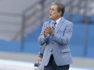 """Jorge Luis Pinto: """"Estoy muy golpeado, hay una esperanza mínima"""""""