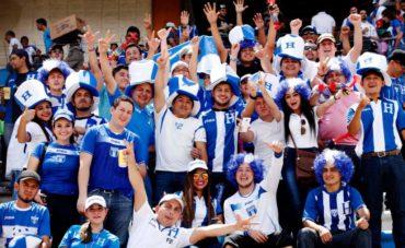 Durante y después del partido, los aficionados hondureños tiene que tener un comportamiento ejemplar