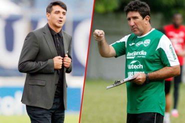 Es una realidad, Diego Vázquez tiene de hijo a su compatriota, Héctor Vargas