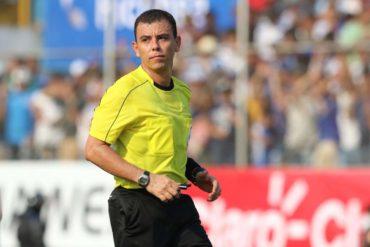 Salvadoreño Joel Aguilar Chicas pitará el juego, Honduras-EE.UU.