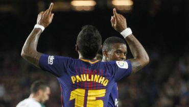 La emotiva promesa de Paulinho a su descubridor