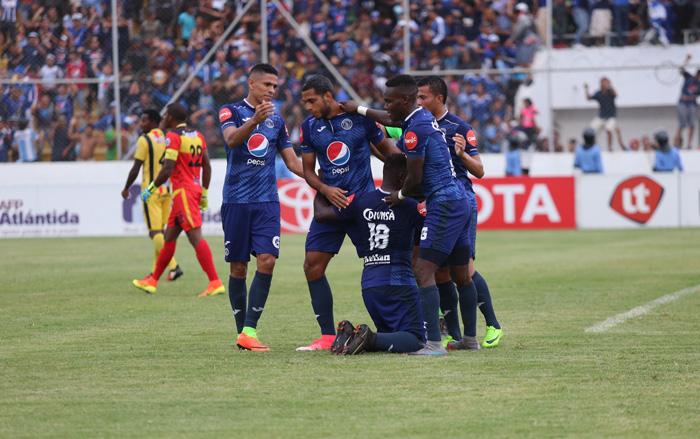 Motagua-UPNFM se jugara este Miércoles en Tegucigalpa