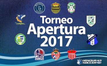 Continua el Torneo Apertura 2017 con la Jornada #5 de Clásicos