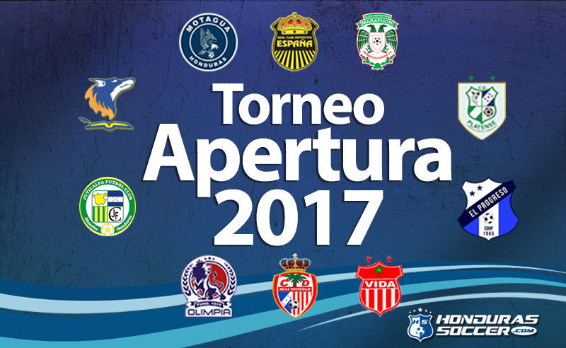 Hoy se pone en marcha la Jornada #6 del Torneo Apertura 2017