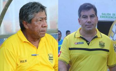 Mateo Yibrín volvió atacar al entrenador, Primitivo Maradiaga