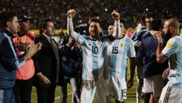 ¡Abran paso al Héroe! Messi con un 'Hat-Trick' metió a Argentina en Rusia 2018