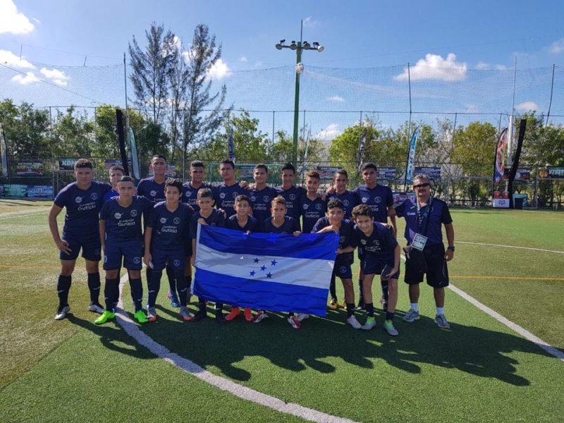 Ligas Menores de Motagua hacen gira por Miami