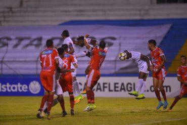 Santos de Guápiles dejo cuesta arriba al Olimpia en la final de la Liga Concacaf