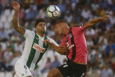 Con gol del hondureño, Jona Mejía Córdoba logró salvarse de una derrota