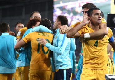 Australia puso fin al sueño mundialista de Siria y espera equipo de Concacaf para repechaje
