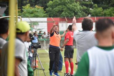 Diego Vazquez igualó la serie particular con Héctor Vargas