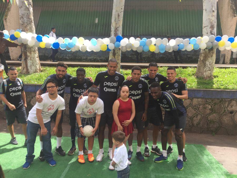 El Ciclón es verdaderamente especial: Motagua firmó de manera oficial su alianza con Olimpiadas Especiales
