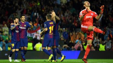 El Barcelona sigue su camino perfecto en Champions League