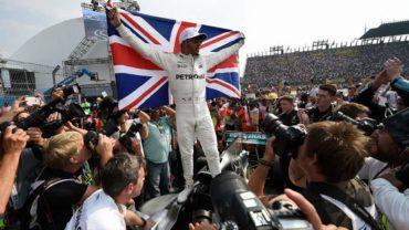 Lewis Hamilton supera a su ídolo Senna con póker de títulos