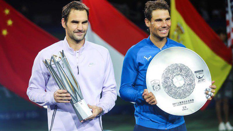 Federer recortó distancia con Nadal en ranking mundial